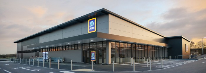 Aldi plans £75m DC for south-east England