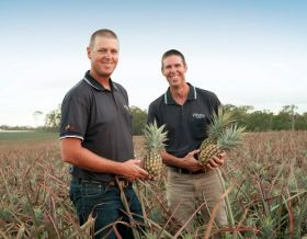 Piñata pledges pineapple funds to RFDS