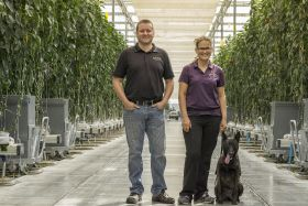 NatureFresh enlists canine help to manage pests