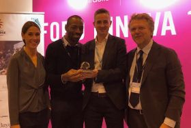 Fruitnet receives special journalism award