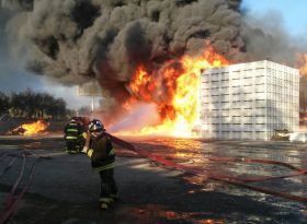 Second fire strikes Rucaray packhouse