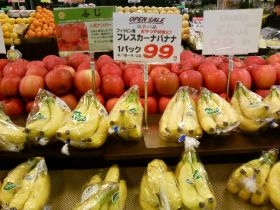 Japan's fresh fruit imports grow