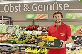 Rewe expands produce hub network