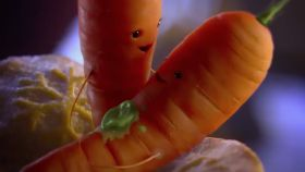 Kevin the Carrot is looking for love