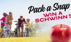 Win a Schwinn with Crunch Time