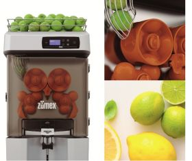 Zumex expands juicing options