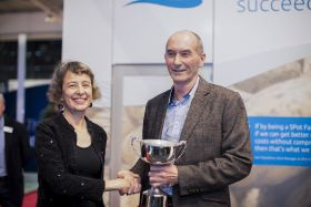 Branston field manager scoops AHDB award