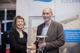 Branston field manager scoops AHDB award