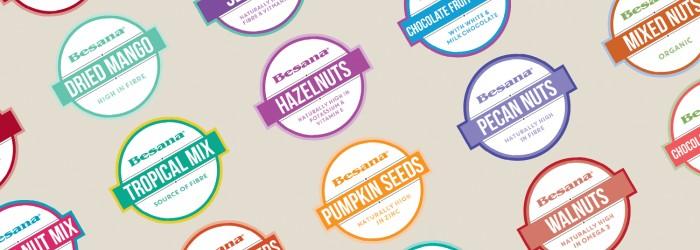 Besana's new branded range goes online