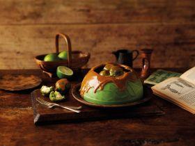 Waitrose unveils sprout-inspired Christmas dessert
