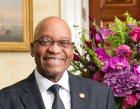 Zuma departure breeds optimism