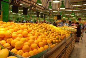 China hungry for citrus imports