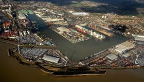 New Port of Tilbury terminal moves a step closer