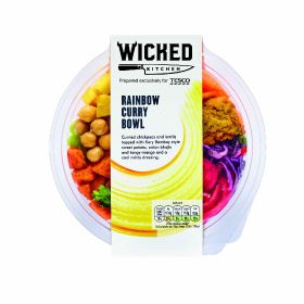 Tesco gets wicked with exclusive new veggie range