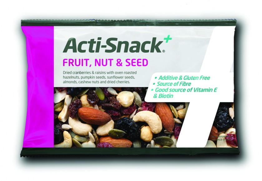 Dried fruit and nut brand sees value sales soar