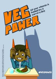 New campaign targets veg ad warchest