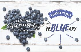 Naturipe introduces 'FeBLUEary'
