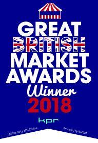 Best market gong for New Spitalfields