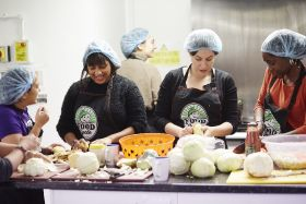 FoodCycle hits 1m meal milestone