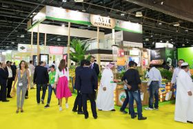 International presence at WOP Dubai