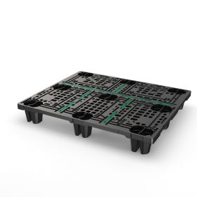 Plastic pallets proving successful in trials