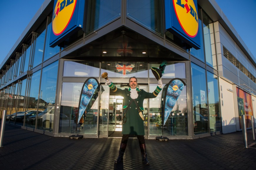 New Lidl stores to bring 700 jobs