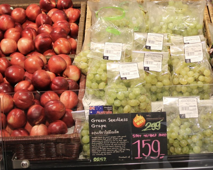 Australian fresh fruit exports exceed A$1bn