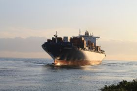 Shipping industry's carbon focus