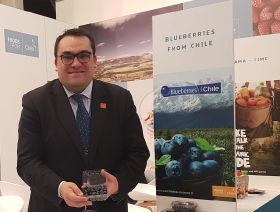 Chile chases organics growth
