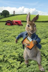 UK veg supplier teams up with Peter Rabbit