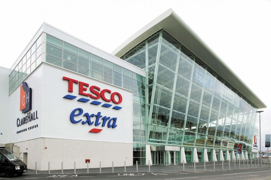 Tesco and Carrefour plan joint purchasing tie-up