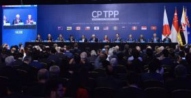 CPTPP signed in Chile