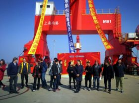 China welcomes first charter vessel from Chile