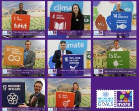 Eosta launches UN SDG campaign