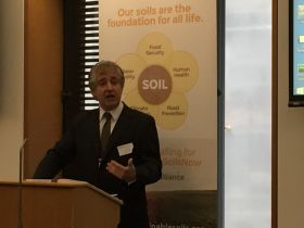 Experts call for urgent action on soil health