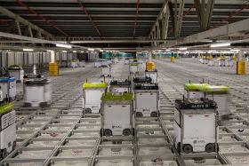 Ocado makes £17m vertical farm investments