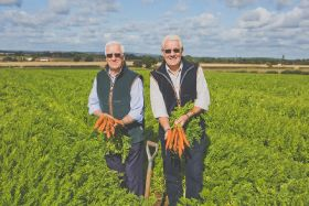 Root veg suppliers to invest £750k