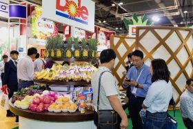 Brands stand out at Asia Fruit Logistica