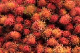 Vietnam cleared to export rambutans