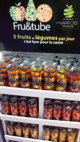 'Tennis ball' fruit tubes taking off in Europe