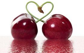 Cherries feel the love