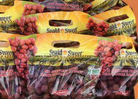 Seald Sweet expands Mexican grape deal