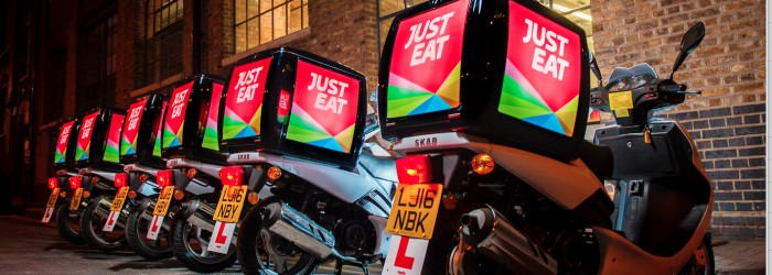 Just Eat delivers global growth