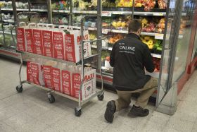 Ocado partners with Sweden's biggest supermarket