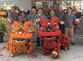 Loscam opens new Malaysian depot