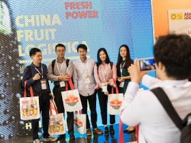 China Fruit Logistica ready to launch