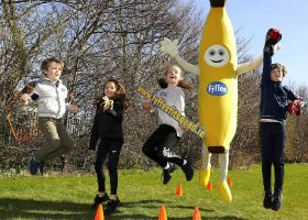 Fyffes launches Fit Squad