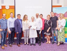 Peruvian chef competition winner chosen