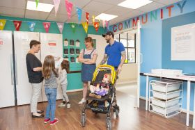 Morrisons funds 'community fridge' project