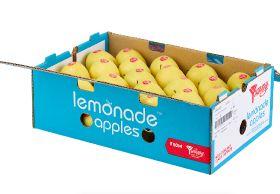 Giumarra bubbling over Lemonade apples